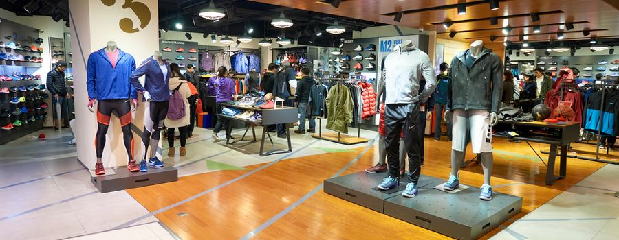 81afdf896 Esempio di negozio di articoli sportivi che utilizza software gestionale
