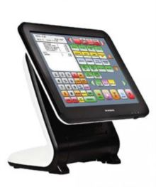 AXN-P24-55HH-B - AXON POS 2400 NERO I5 4GB RAM WINDOWS POS READY 7 PREINSTALLATO
